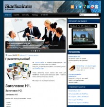 BlueBusiness